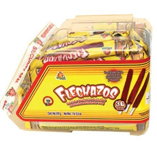 El Azteca Flechazos Jar, 36-Count Packages (Pack of 3)
