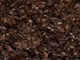 MIGHTY109 Espresso Brown Wood Chip Mulch - 40 quarts Special Buy