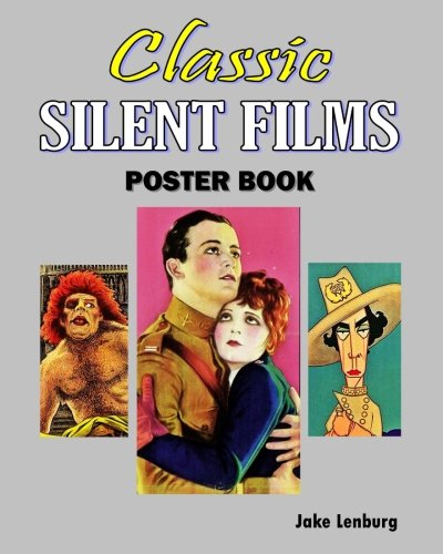 silent film posters