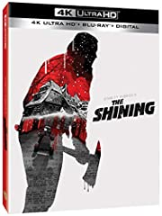 Shining, The (4K Ultra HD + Blu-Ray + Digital)]]>