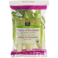 365 Everyday Value Organic Hearts of Romaine, 3ct, 12 oz
