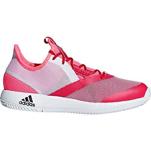どうやらファーザーファージュ空いている(アディダス) adidas レディース テニス シューズ?靴 adidas Adizero Defiant Bounce Tennis Shoes [並行輸入品]
