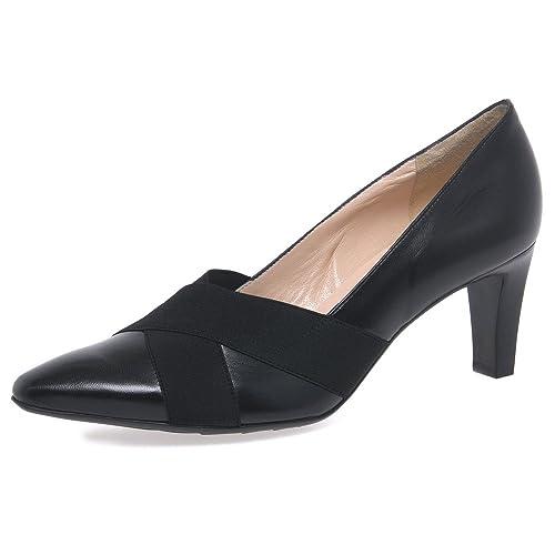 Peter Kaiser Malana Womens Court Shoes 4 Black