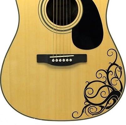 Adhesivo para guitarra acústica: Amazon.es: Instrumentos musicales