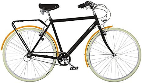wobybi Milano alcunio Retro Urban bicicleta 28