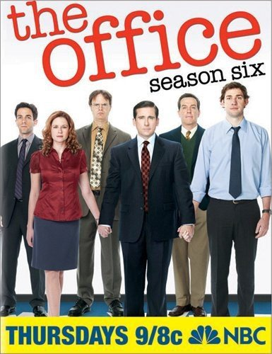 The Office: Season 6 (Series Office Set)