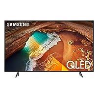 Samsung QN75Q60RAFXZA Flat 75″ QLED 4K Q60 Series (2019) Ultra HD Smart TV with HDR and Alexa Compatibility