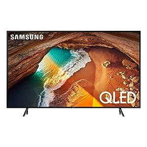 "Samsung QN65Q60RAFXZA Flat 65"" QLED 4K Q60 Series (2019) Ultra HD Smart TV with HDR and Alexa Compatibility Televisions"