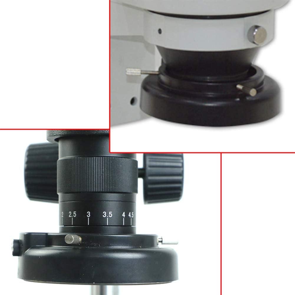 Adjustable Brightness Illumination Shadow-Free Lamp for Stereo Microscope LED Microscope Ring Light