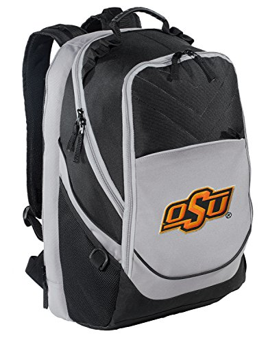 Broad Bay Oklahoma State Backpack OSU Cowboys Laptop Computer Bag by Broad Bay