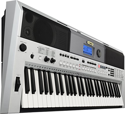 latest yamaha psr i455 keyboard synthesizer for indian