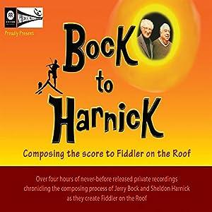 Bock to Harnick Speech