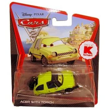 PETEY PACER New Boxed Disney Pixar Cars