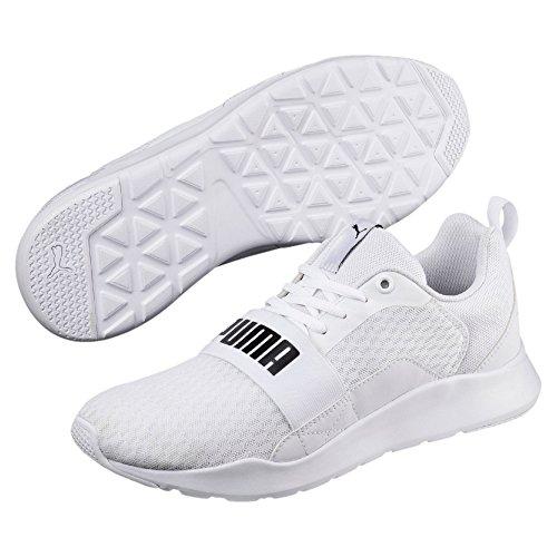 Puma Unisex-Erwachsene Wired Sneaker Puma White-puma White-white