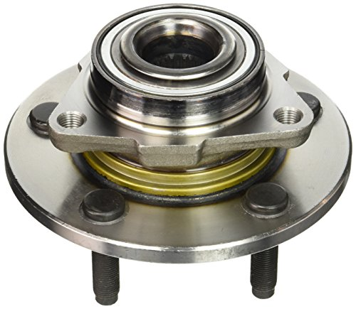 Mevotech H515072 Wheel Bearing and Hub Assembly (Hub Van Bearing Front)