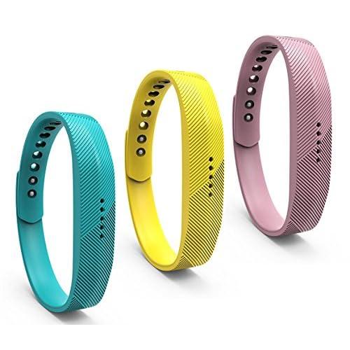 Modelshow Sangle de bande/de rechange pour Fitbit Flex 2Bracelet