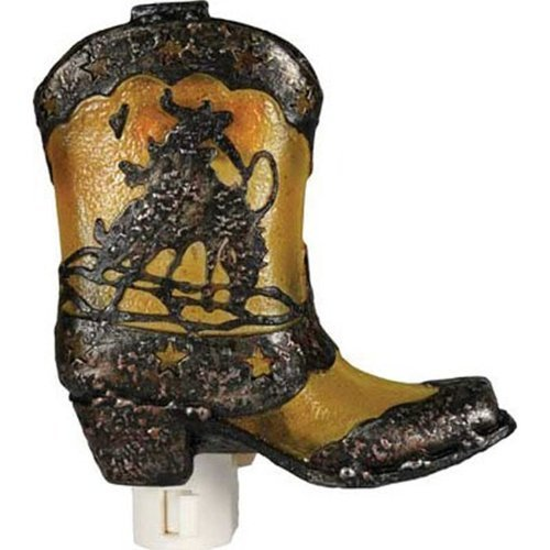 Rivers Edge Products Cowboy Stiefel Nightlight by River& 039;s Edge