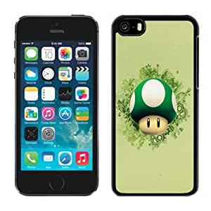 New Personalized Custom Designed For iPhone 5C Phone Case For Cute Cartoon Super Mario Phone Case Cover