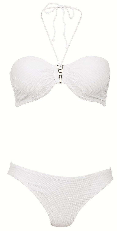 Rosa Faia Bikini-Set Coralie