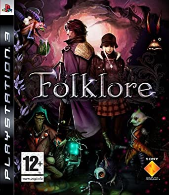 Folklore (PS3): Amazon co uk: PC & Video Games