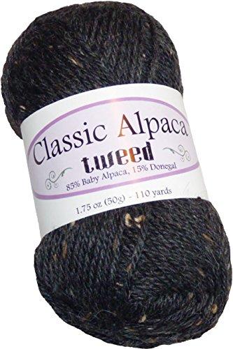 Classic Alpaca Tweed 85% Baby Alpaca 15% - Classic Alpaca Yarn Shopping Results