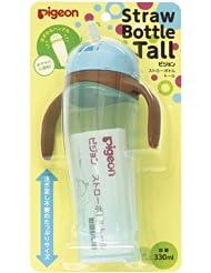 日亚:Pigeon贝亲大容量婴幼儿童训练吸管杯企鹅杯330ml小降特价766日元(约¥40,不含运费)