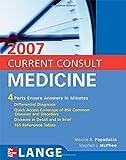 Current Consult Medicine, Maxine A. Papadakis and Stephen J. McPhee, 0071472185