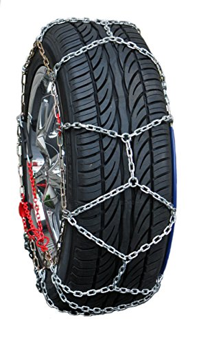 Laclede Chain 7022-317-07 Alpine Sport Light Truck and SUV Tire Chains by LACLEDE CHAIN