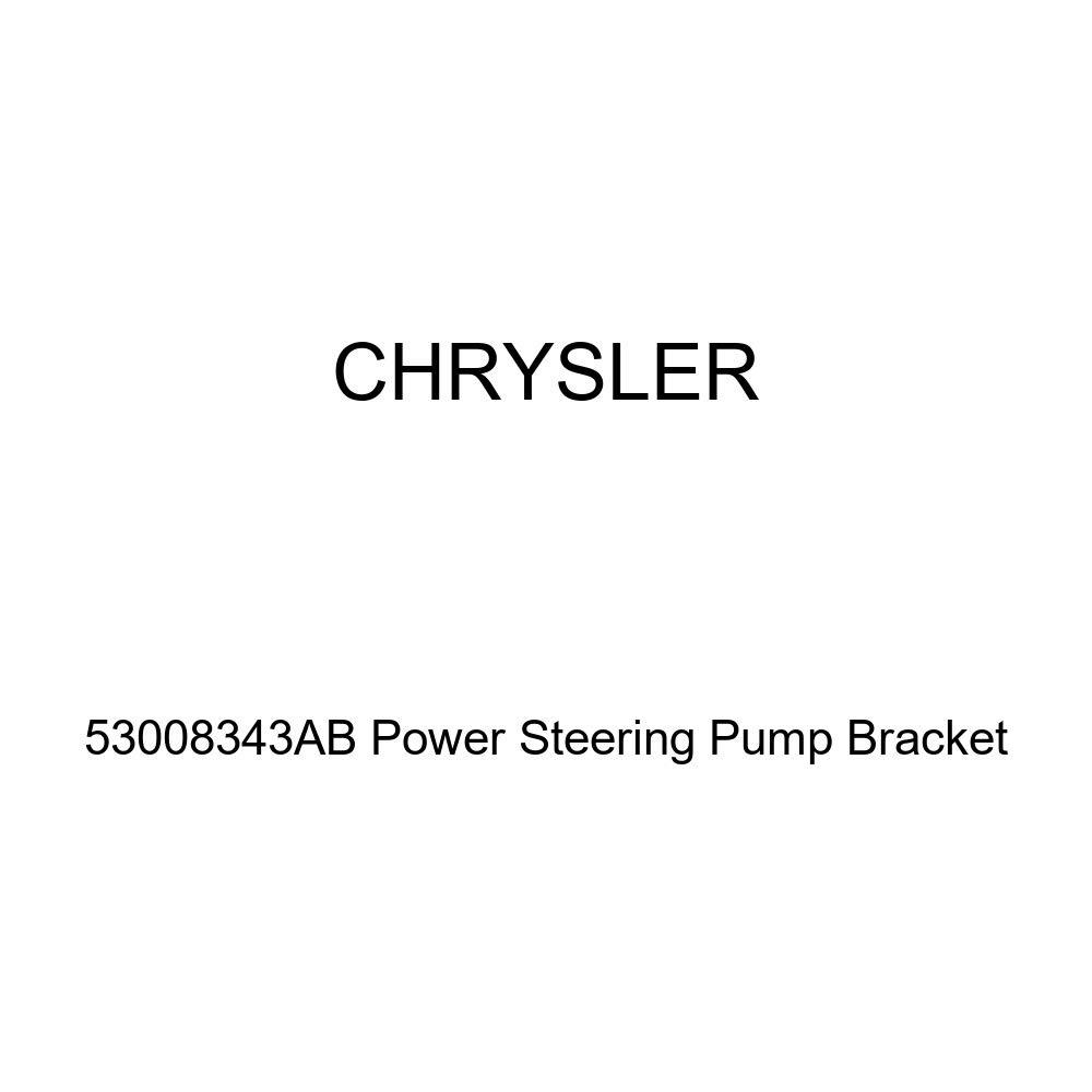 Genuine Chrysler 53008343AB Power Steering Pump Bracket