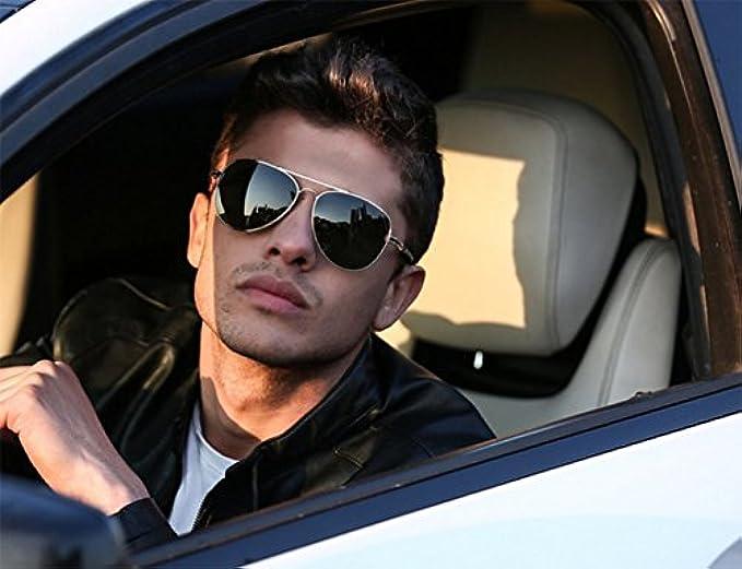 Mens Occhiali Guida-a occhiali Sole Da Polarizzati Outdoor