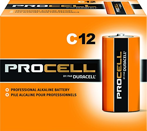 DRCPC1400 - Procell Industrial Batteries C-cell Alkaline