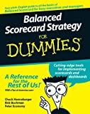 img - for Balanced Scorecard Strategy For Dummies book / textbook / text book