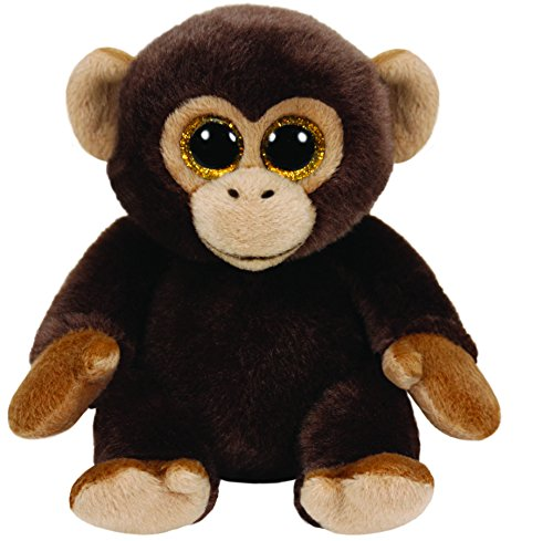 Ty Beanie Baby Classic - Bananas The Monkey - Medium