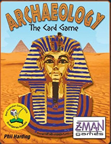 Archaeology The Card Game by Z-Man Games