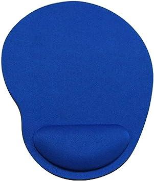 Zinniaya EVA Mouse Pad con Reposamuñecas para Ordenador Portátil ...