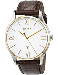 Hugo Boss GOVERNOR CLASSIC 1513486 Mens Wristwatch Classic & Simple