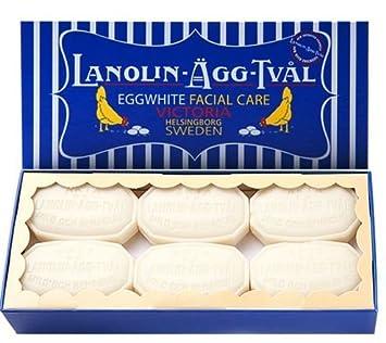 Swedish egg white facial
