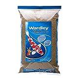 Wardley Comida para Peces de Estanque, Pellets de Estanque, Original Version, 4.53kg