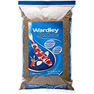 Hartz Wardley Pond Floating Fish Food Pellets - 10 Pound Bag