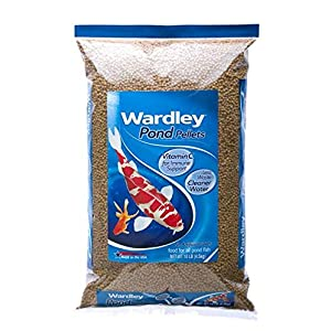 Hartz Wardley Pond Floating Fish Food Pellets - 10 Pound Bag 17