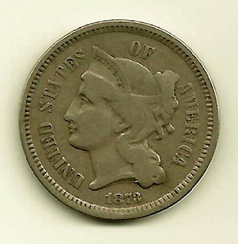 1865-1889 Three Cent Nickel