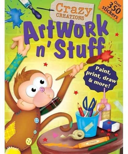 Download Artwork N' Stuff (Crazy Creations) pdf epub