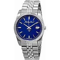 Mathey-Tissot Rolly III Blue Dial Men's Watch (Blue)