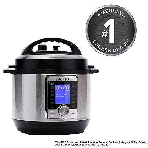 Instant-Pot-Ultra-3-Qt-10-in-1-Multi-Use-Programmable-Pressure-Cooker-Slow-Cooker-Rice-Cooker-Yogurt-Maker-Cake-Maker-Egg-Cooker-Saut-Steamer-Warmer-and-Sterilizer
