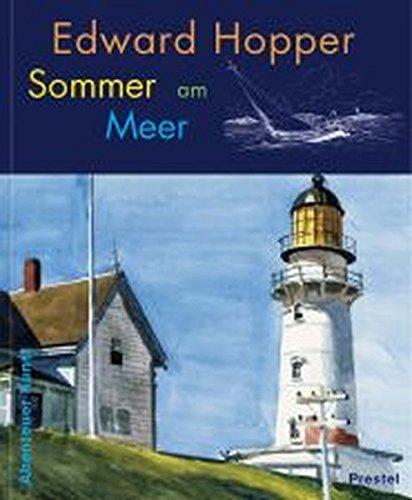 Edward Hopper: Ein Sommer am Meer Gebundenes Buch – 2003 Deborah Lyons Prestel 3791328700 MAK_new_usd__9783791328706