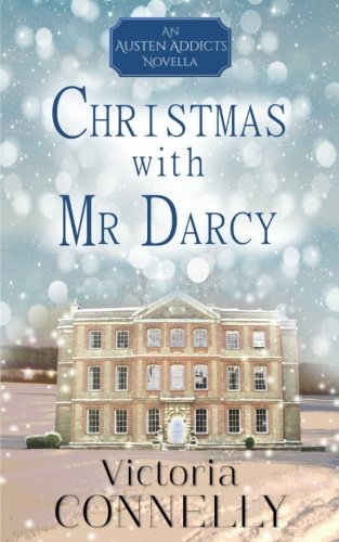 book cover of Christmas with Mr Darcy