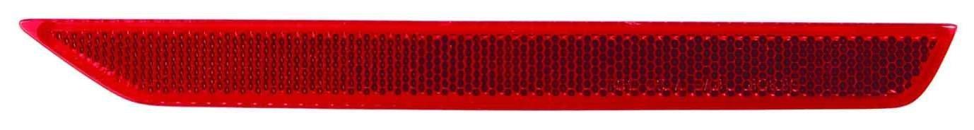 Depo 317-2907R-UC Rear//Reflector Unit Capa Certified, Passenger Side
