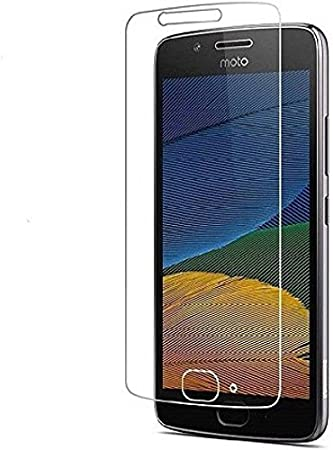 S Softline Temper Glass for Motorola Moto G5 Plus Screen guards