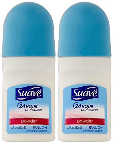 Suave 24 Hour Protection Antiperspirant Deodorant Roll-On...