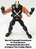 Review: Marvel Legends Crossbones 6
